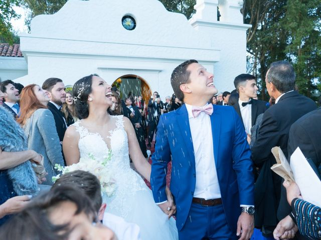 El matrimonio de Julián y Camila en Chía, Cundinamarca 48