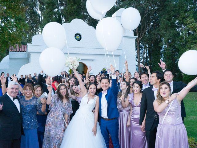El matrimonio de Julián y Camila en Chía, Cundinamarca 52