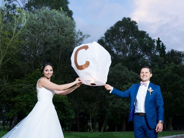 El matrimonio de Julián y Camila en Chía, Cundinamarca 54