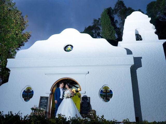El matrimonio de Julián y Camila en Chía, Cundinamarca 58