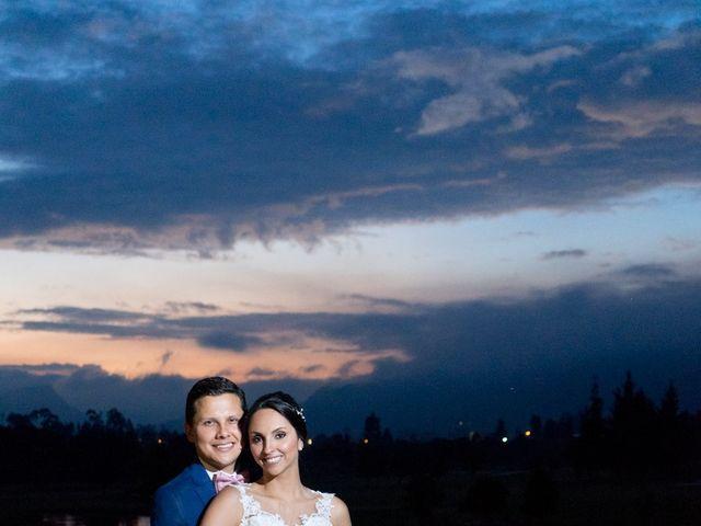 El matrimonio de Julián y Camila en Chía, Cundinamarca 59