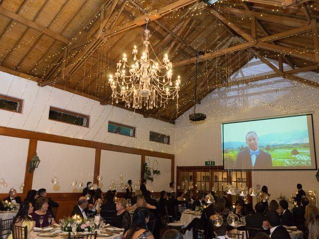 El matrimonio de Julián y Camila en Chía, Cundinamarca 69