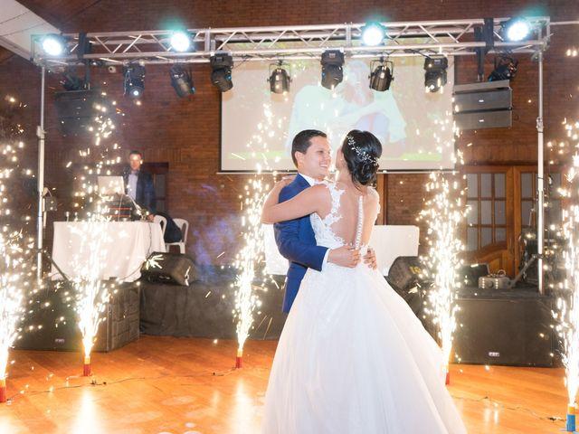 El matrimonio de Julián y Camila en Chía, Cundinamarca 75