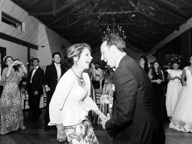 El matrimonio de Julián y Camila en Chía, Cundinamarca 76