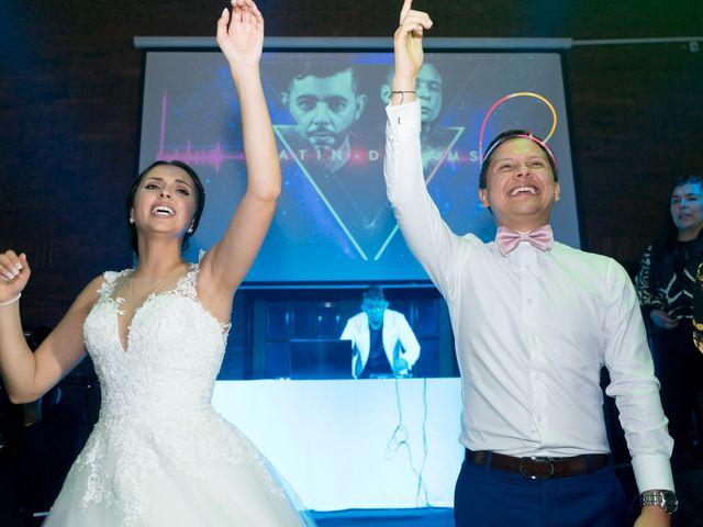 El matrimonio de Julián y Camila en Chía, Cundinamarca 82