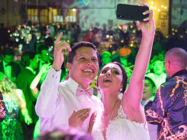 El matrimonio de Julián y Camila en Chía, Cundinamarca 88