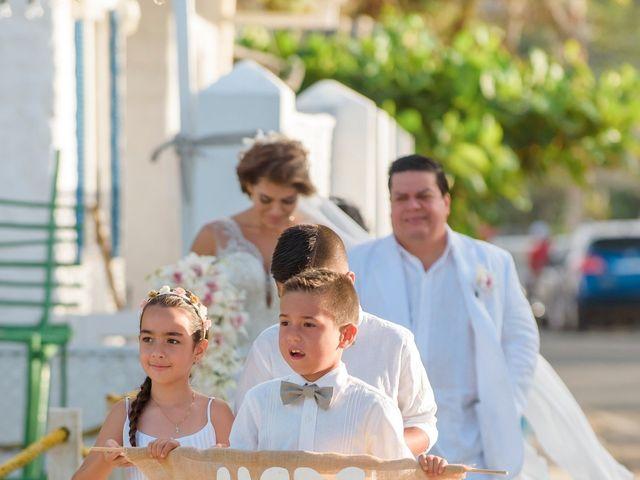 El matrimonio de Felipe y Luisa en San Andrés, Archipiélago de San Andrés 21