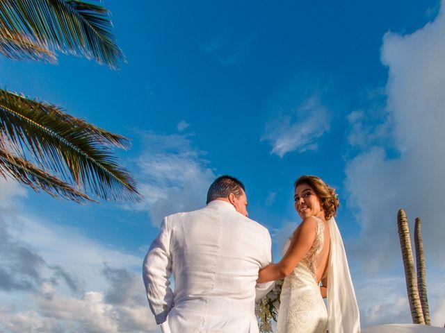 El matrimonio de Felipe y Luisa en San Andrés, Archipiélago de San Andrés 22