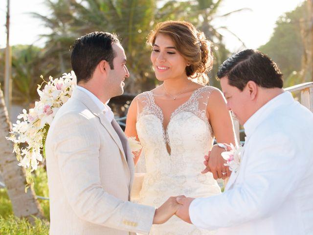El matrimonio de Felipe y Luisa en San Andrés, Archipiélago de San Andrés 23