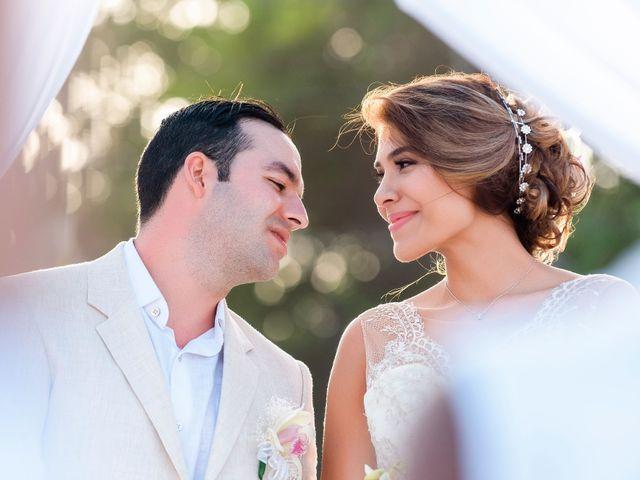 El matrimonio de Felipe y Luisa en San Andrés, Archipiélago de San Andrés 26