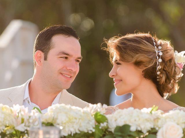 El matrimonio de Felipe y Luisa en San Andrés, Archipiélago de San Andrés 28