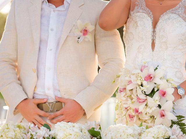 El matrimonio de Felipe y Luisa en San Andrés, Archipiélago de San Andrés 29