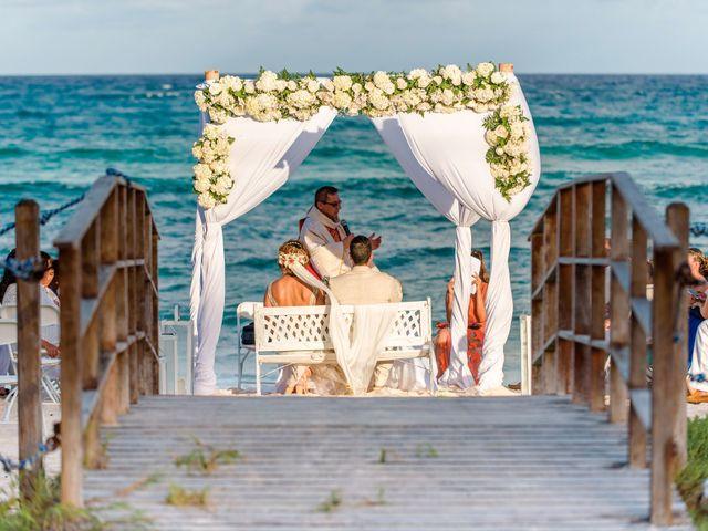 El matrimonio de Felipe y Luisa en San Andrés, Archipiélago de San Andrés 30