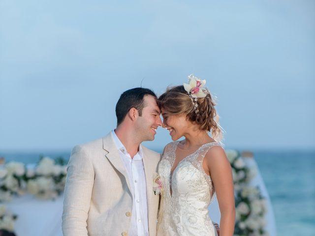 El matrimonio de Felipe y Luisa en San Andrés, Archipiélago de San Andrés 36