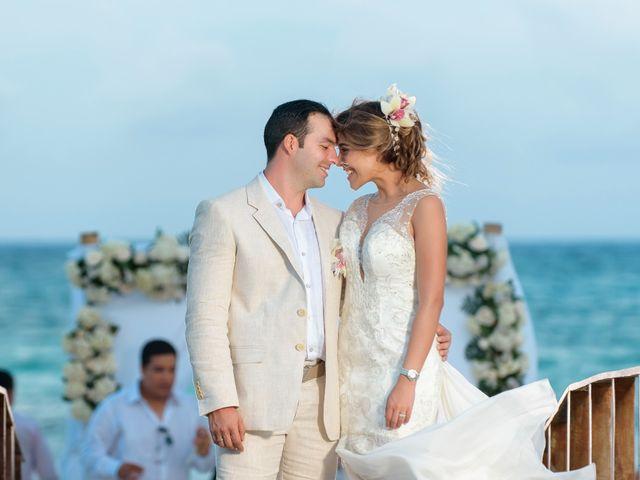 El matrimonio de Felipe y Luisa en San Andrés, Archipiélago de San Andrés 37