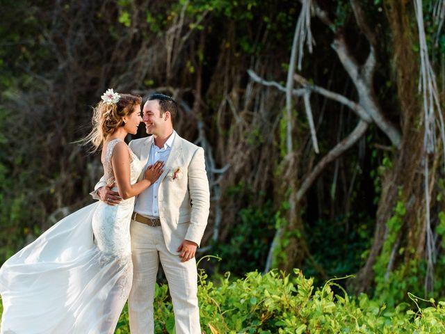 El matrimonio de Felipe y Luisa en San Andrés, Archipiélago de San Andrés 38