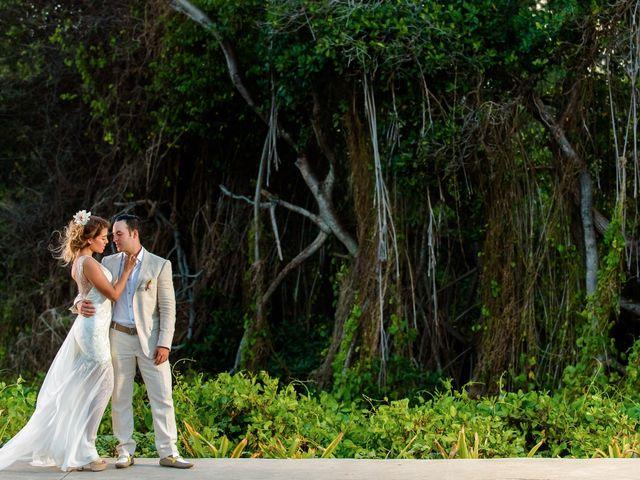 El matrimonio de Felipe y Luisa en San Andrés, Archipiélago de San Andrés 39