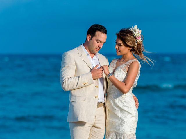 El matrimonio de Luisa y Felipe