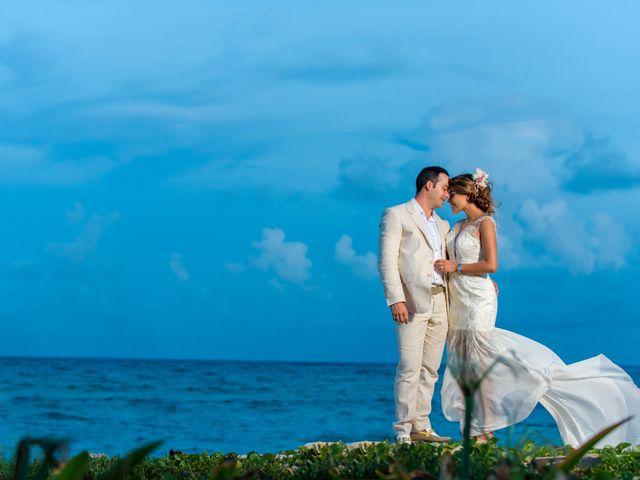 El matrimonio de Felipe y Luisa en San Andrés, Archipiélago de San Andrés 1