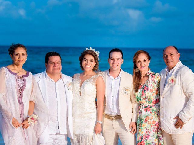 El matrimonio de Felipe y Luisa en San Andrés, Archipiélago de San Andrés 40