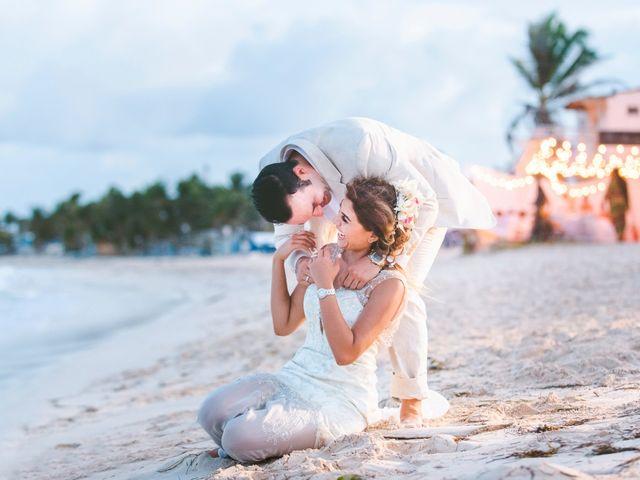 El matrimonio de Felipe y Luisa en San Andrés, Archipiélago de San Andrés 2