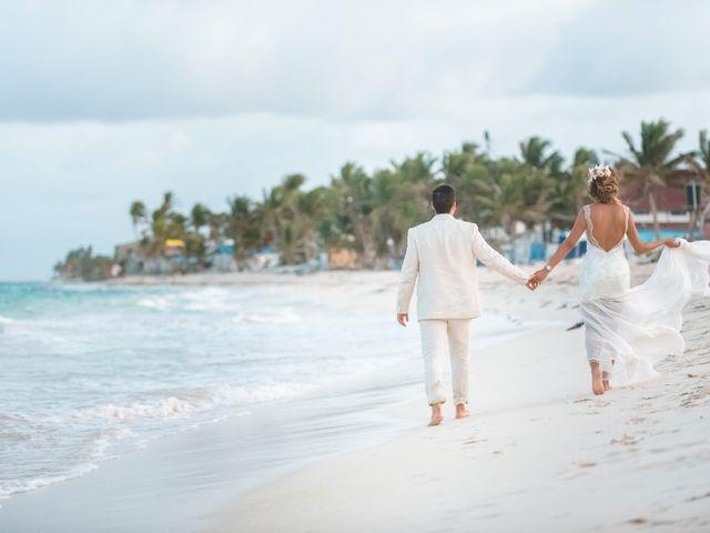 El matrimonio de Felipe y Luisa en San Andrés, Archipiélago de San Andrés 42