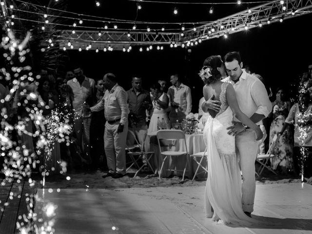 El matrimonio de Felipe y Luisa en San Andrés, Archipiélago de San Andrés 47