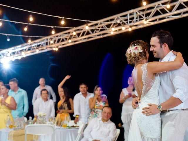 El matrimonio de Felipe y Luisa en San Andrés, Archipiélago de San Andrés 49