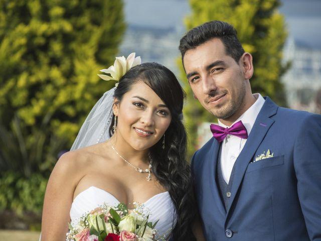 El matrimonio de Lizet y Anderson