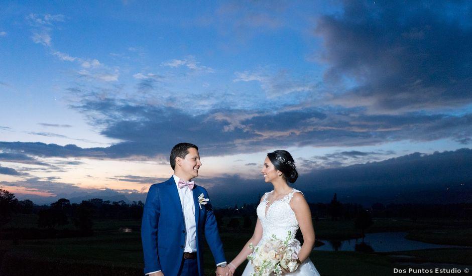 El matrimonio de Julián y Camila en Chía, Cundinamarca