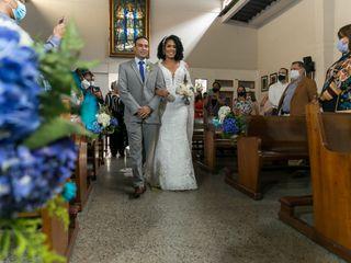 El matrimonio de Ramón  y Andrea  1