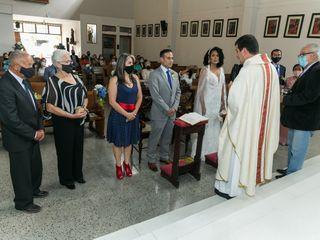 El matrimonio de Ramón  y Andrea  2