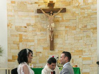 El matrimonio de Ramón  y Andrea  3