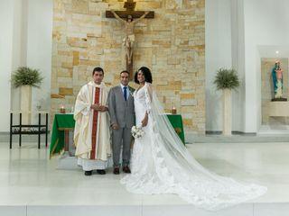El matrimonio de Ramón  y Andrea