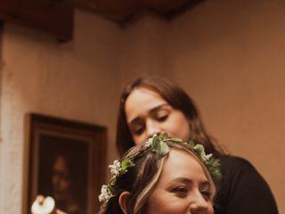 El matrimonio de Marcela y Santiago 2