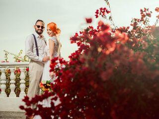 El matrimonio de Vanessa y Hector 2