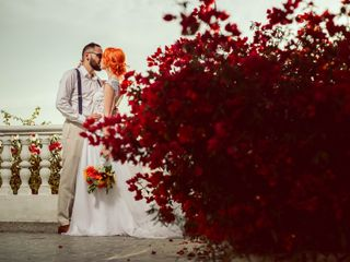 El matrimonio de Vanessa y Hector 3