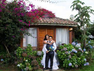 El matrimonio de Lorena y Luis