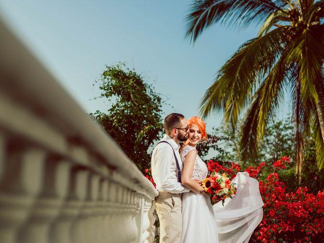 El matrimonio de Vanessa y Hector