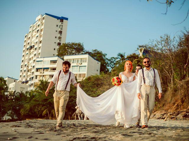El matrimonio de Hector y Vanessa en Santa Marta, Magdalena 10
