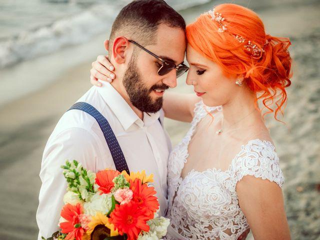 El matrimonio de Hector y Vanessa en Santa Marta, Magdalena 1