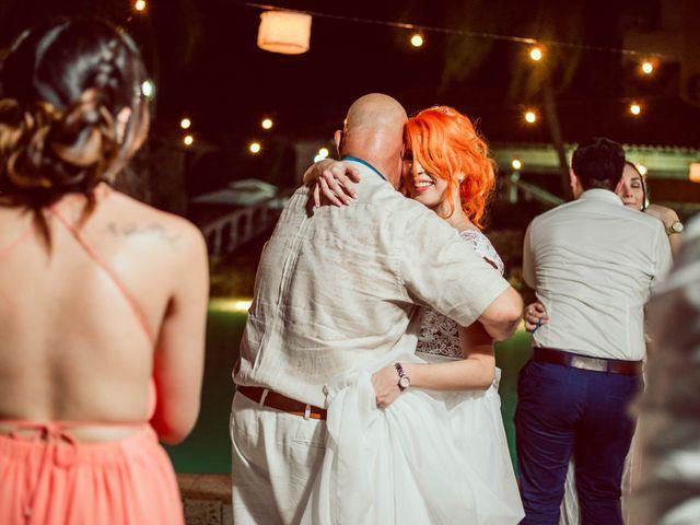 El matrimonio de Hector y Vanessa en Santa Marta, Magdalena 18