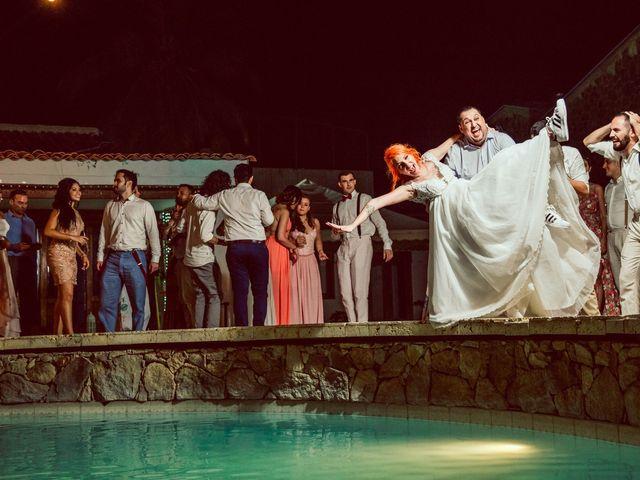 El matrimonio de Hector y Vanessa en Santa Marta, Magdalena 22