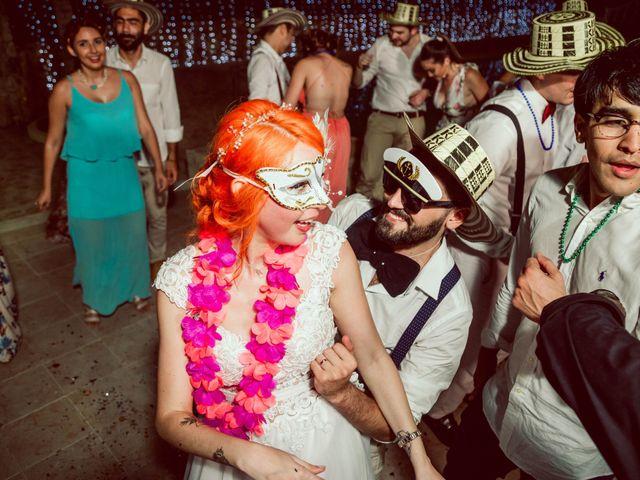 El matrimonio de Hector y Vanessa en Santa Marta, Magdalena 26