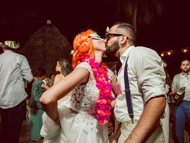 El matrimonio de Hector y Vanessa en Santa Marta, Magdalena 27