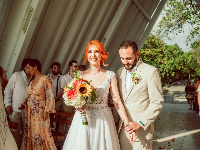 El matrimonio de Hector y Vanessa en Santa Marta, Magdalena 46