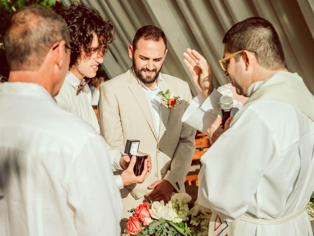 El matrimonio de Hector y Vanessa en Santa Marta, Magdalena 50
