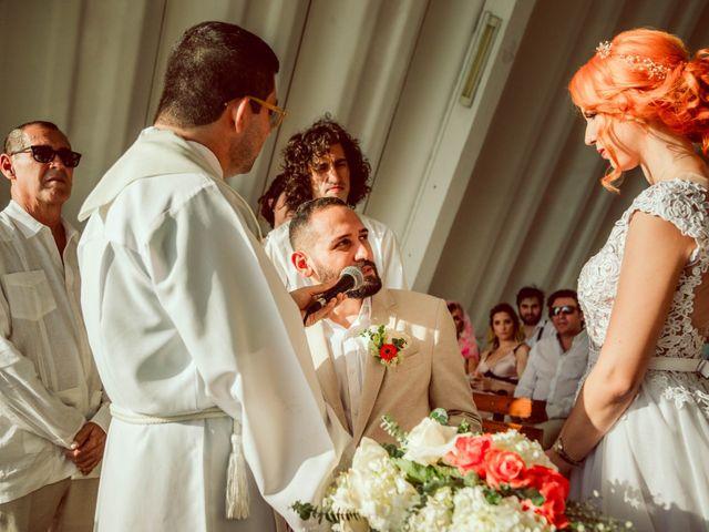 El matrimonio de Hector y Vanessa en Santa Marta, Magdalena 51