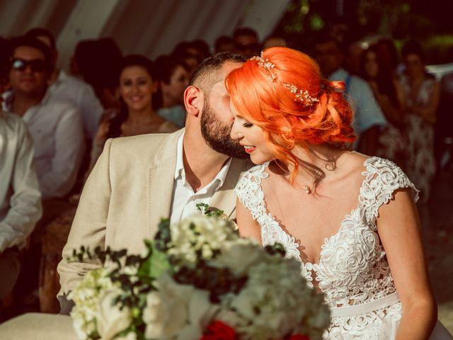 El matrimonio de Hector y Vanessa en Santa Marta, Magdalena 55