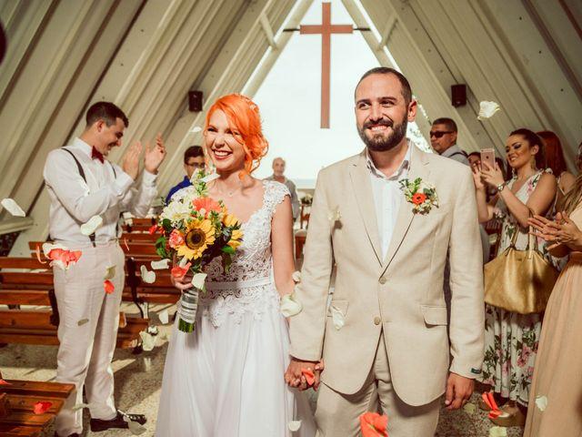 El matrimonio de Hector y Vanessa en Santa Marta, Magdalena 60